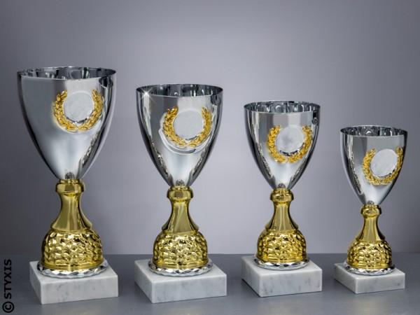 Pokal Kelch 'Joeleen' 4er Serie